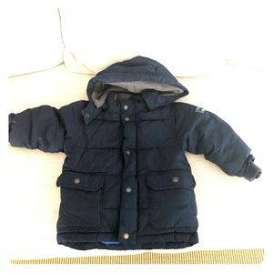 Toddler Boy Down Filled Jacket